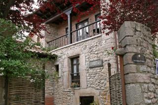 Hoteles rurales de Casonas Asturianas: exterior del hotel Casona D'Alevia